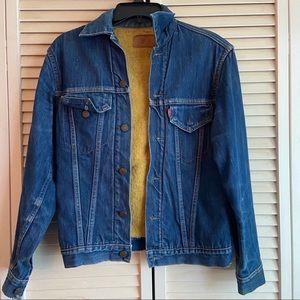 Vintage Levi jean jacket